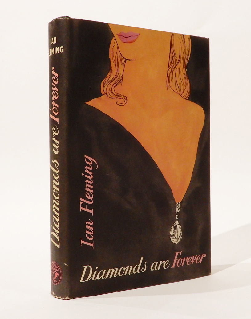 Diamonds are Forever. London: Jonathan Cape, 1956.